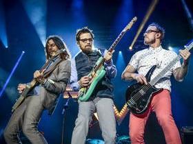Advertisement - Tickets To Weezer