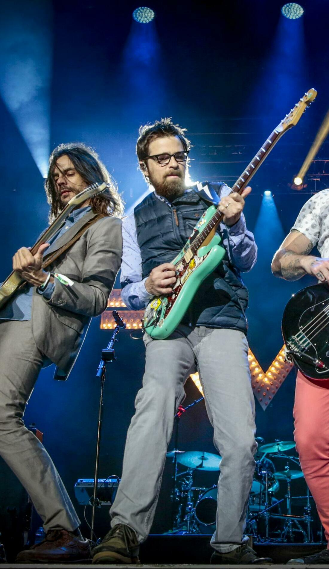 A Weezer live event