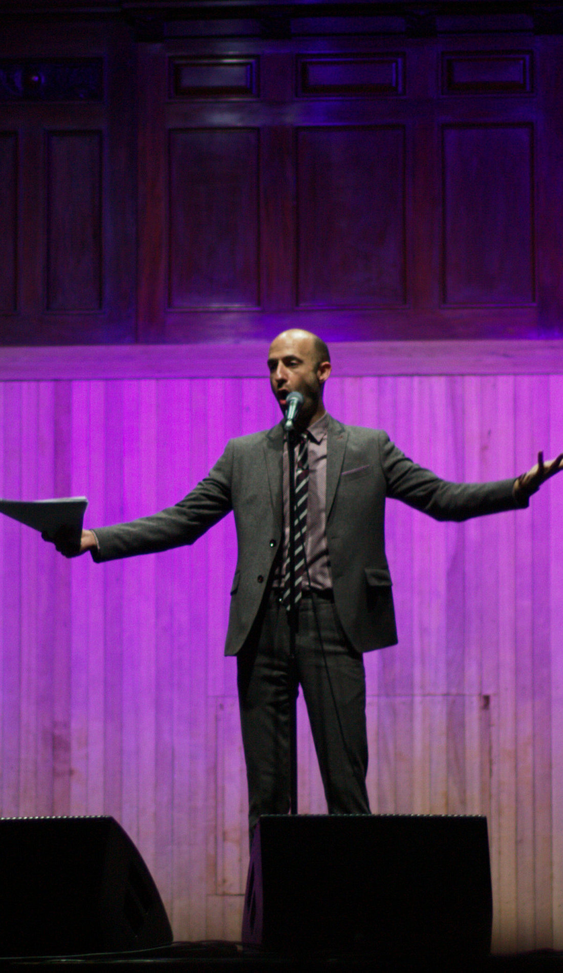 A Welcome To Night Vale live event