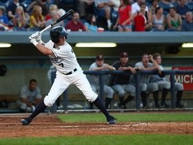 West Michigan Whitecaps at South Bend Cubs