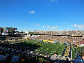 West Virginia Mountaineers at TCU Horned Frogs Football