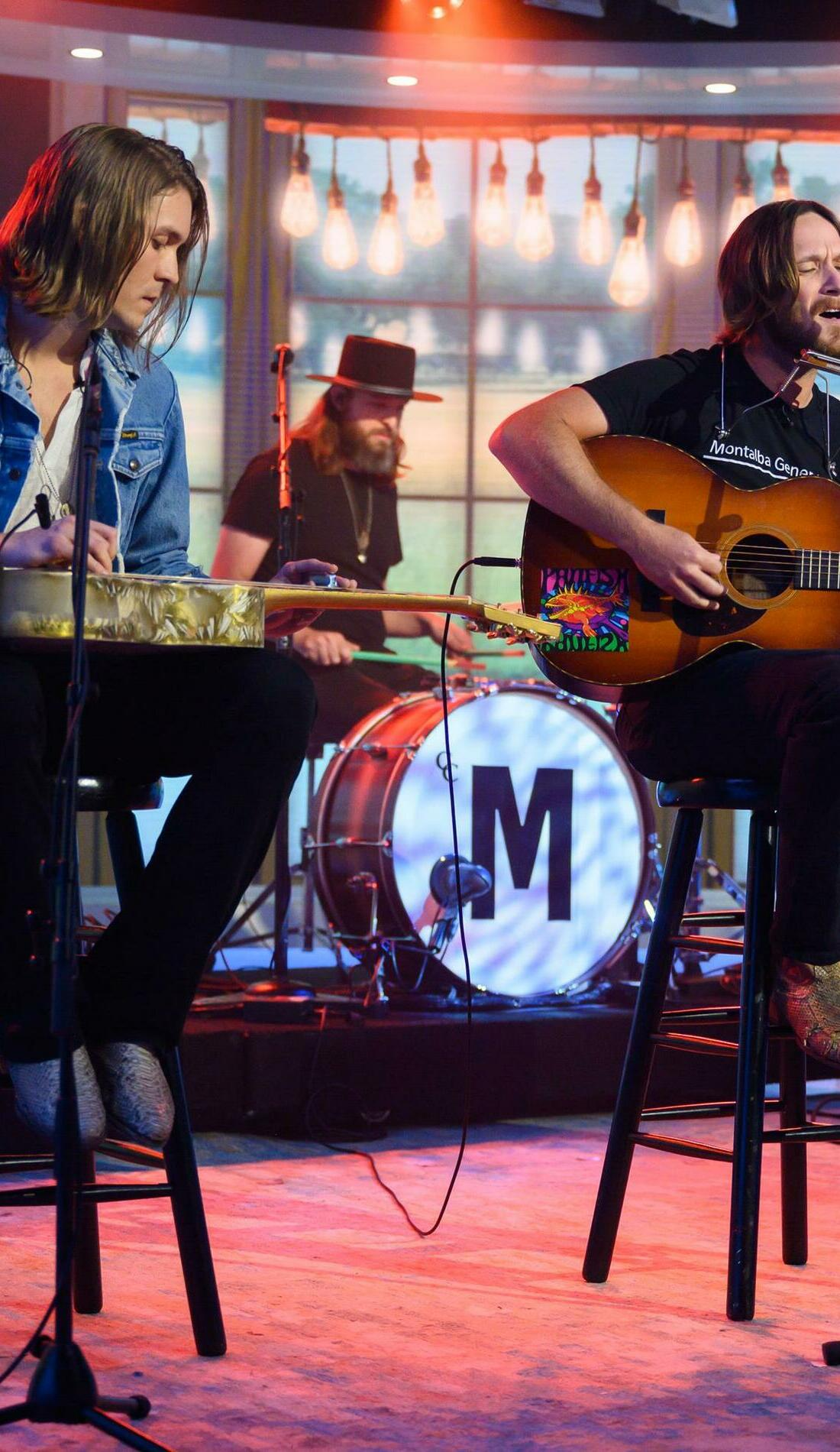 A Whiskey Myers live event