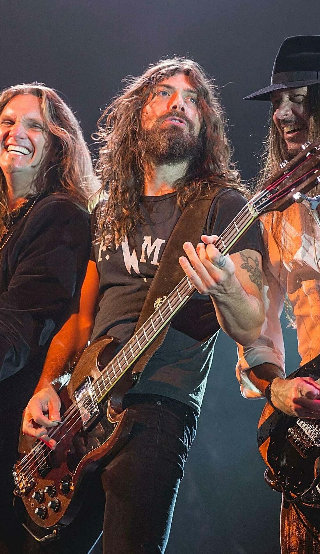 A Whitesnake live event