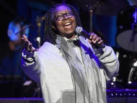 Advertisement - Tickets To Whoopi Goldberg