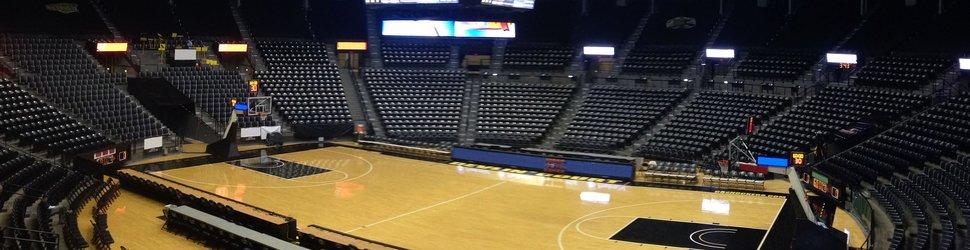 Wichita State Shockers Basketball Seating Chart Map Seatgeek
