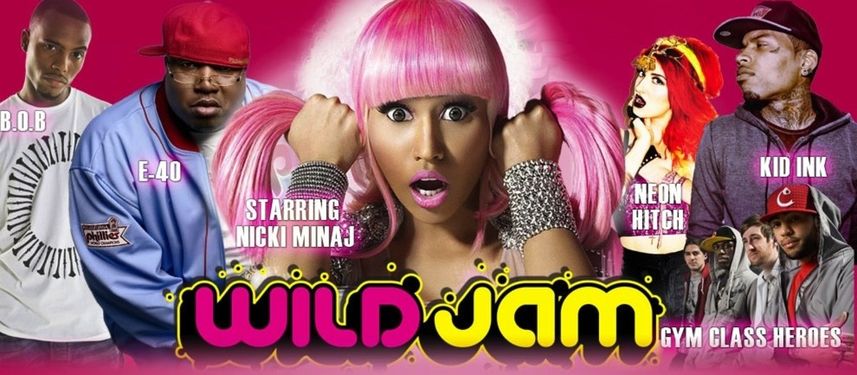 Wild Jam Tickets