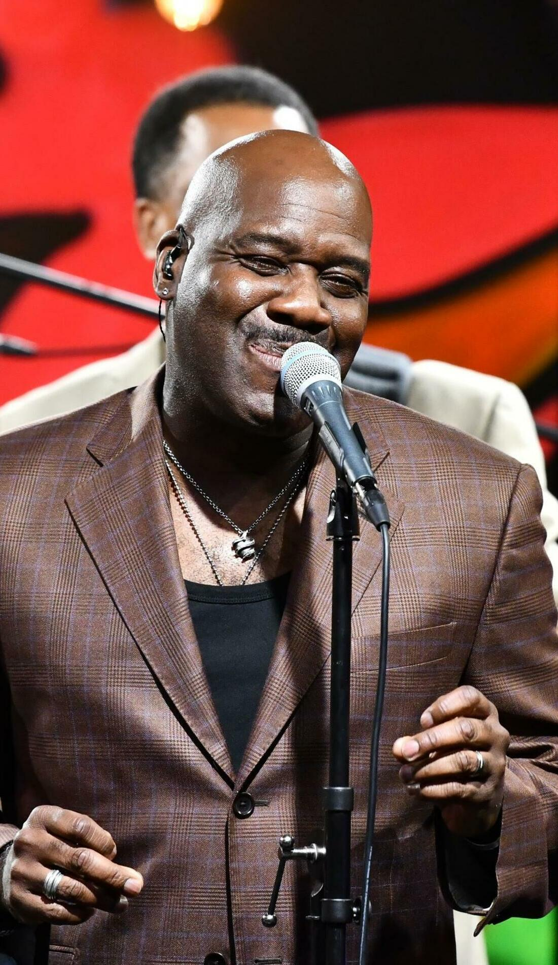 A Will Downing live event
