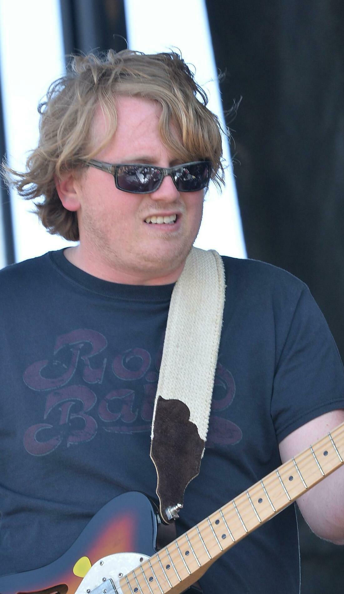 A William Clark Green live event