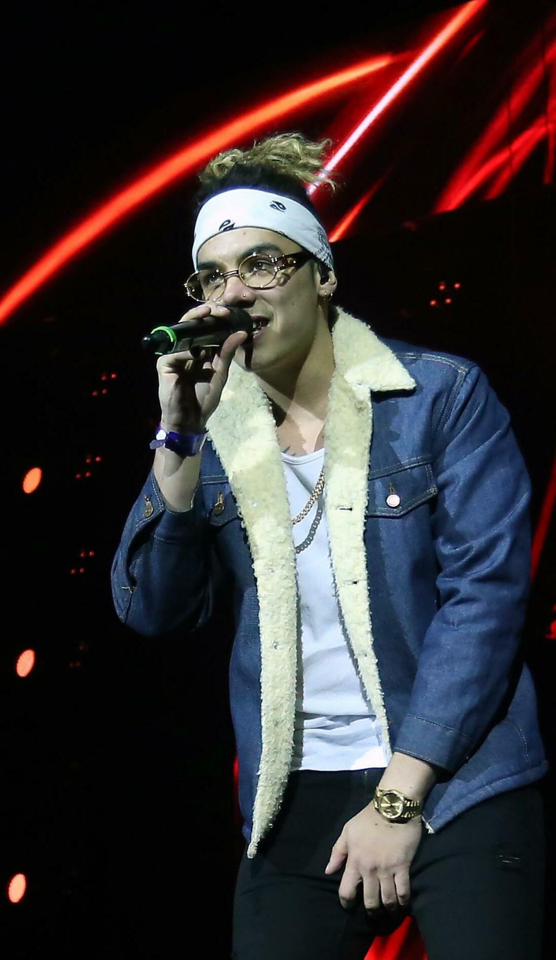 A William Singe live event