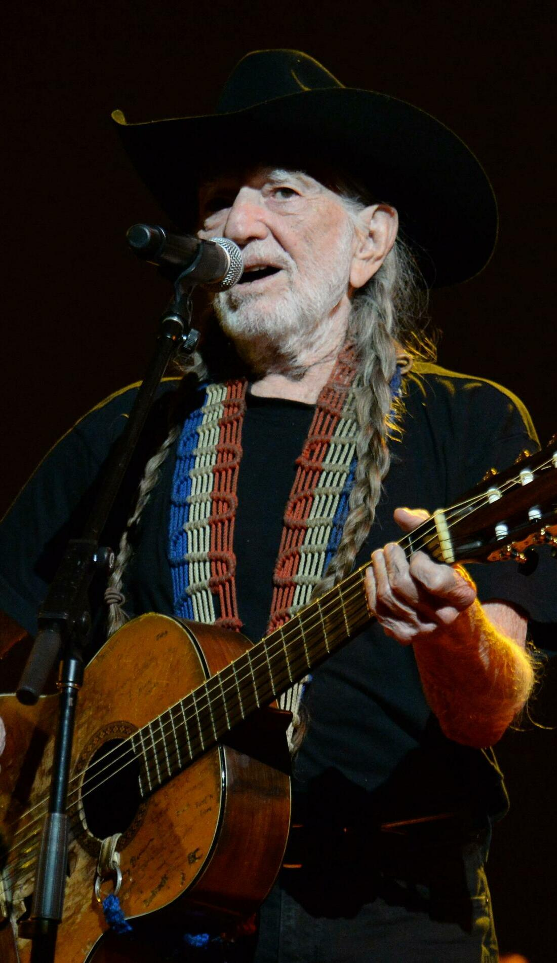 A Willie Nelson live event