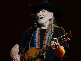 Willie Nelson with Cassidy Daniels