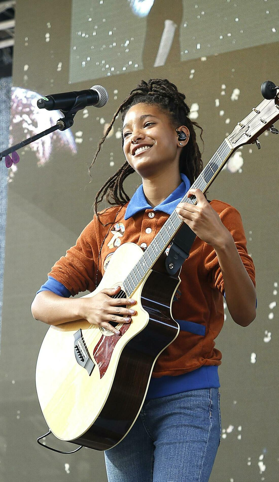 A Willow Smith live event