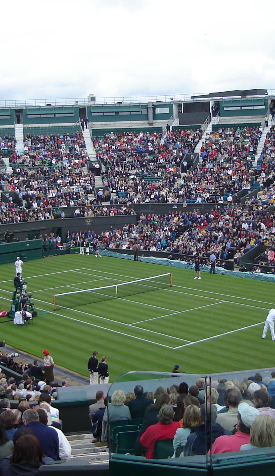 A Wimbledon live event