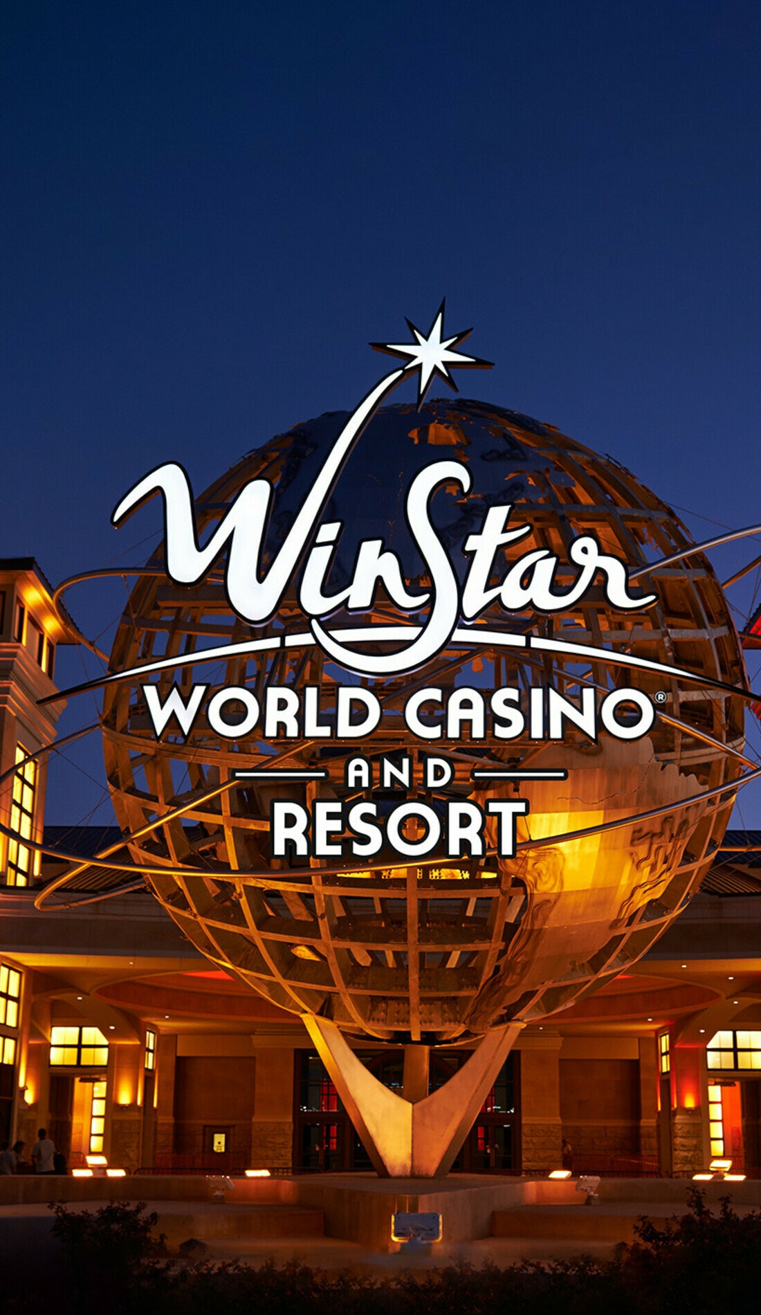A WinStar World Casino and Resort live event