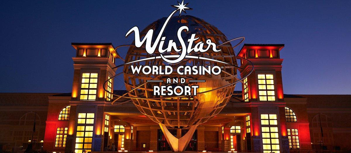 WinStar World Casino and Resort Tickets