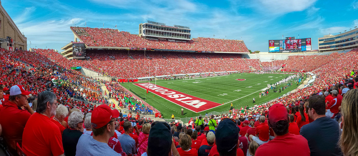 Wisconsin Football Tickets Seatgeek