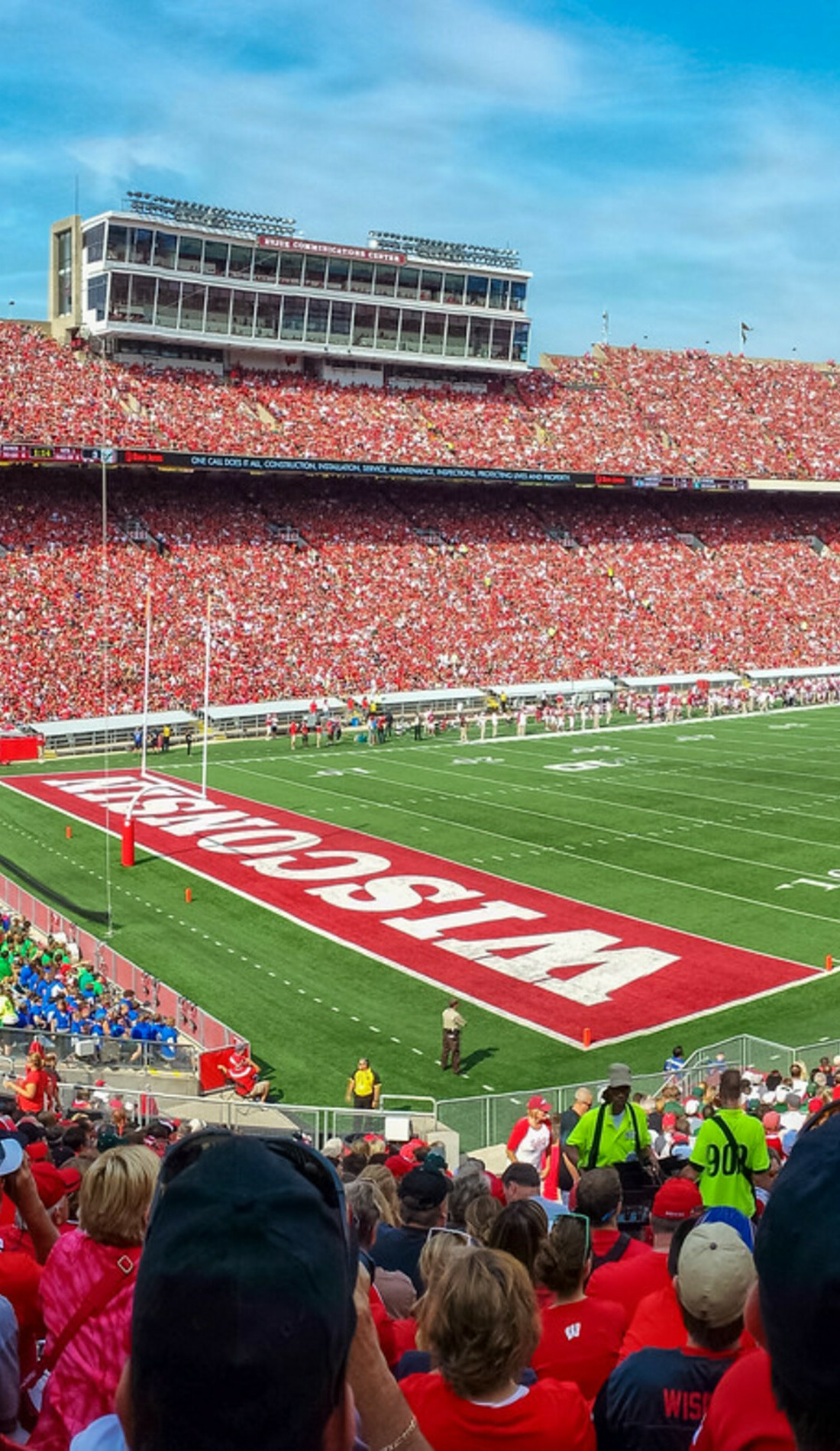 A Wisconsin Badgers Football live event