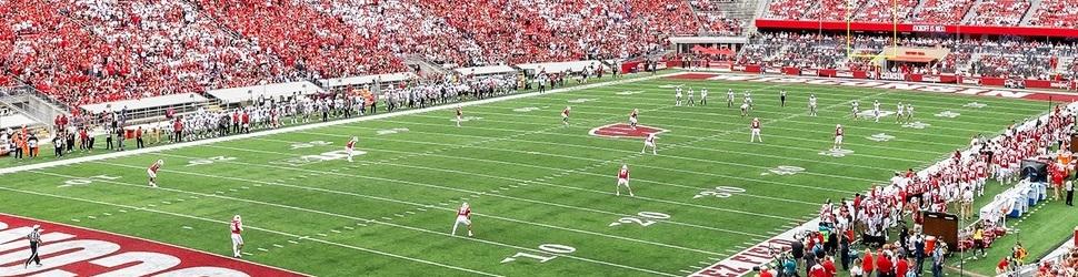 Wisconsin Badgers Football Seating Chart Map Seatgeek