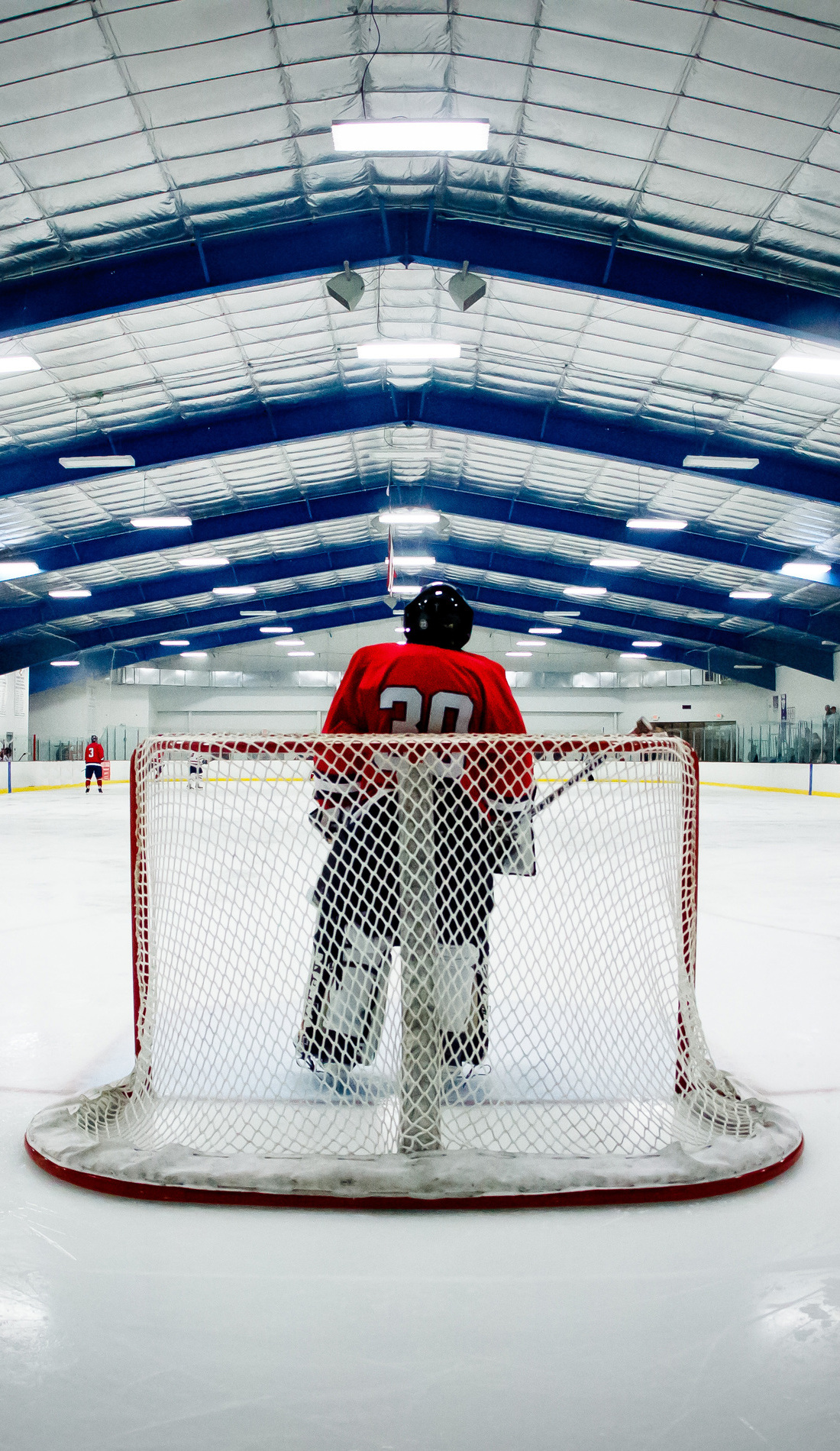 A Wisconsin Badgers Hockey live event