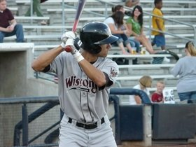 Quad Cities River Bandits at Wisconsin Timber Rattlers