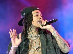 Advertisement - Tickets To Wiz Khalifa