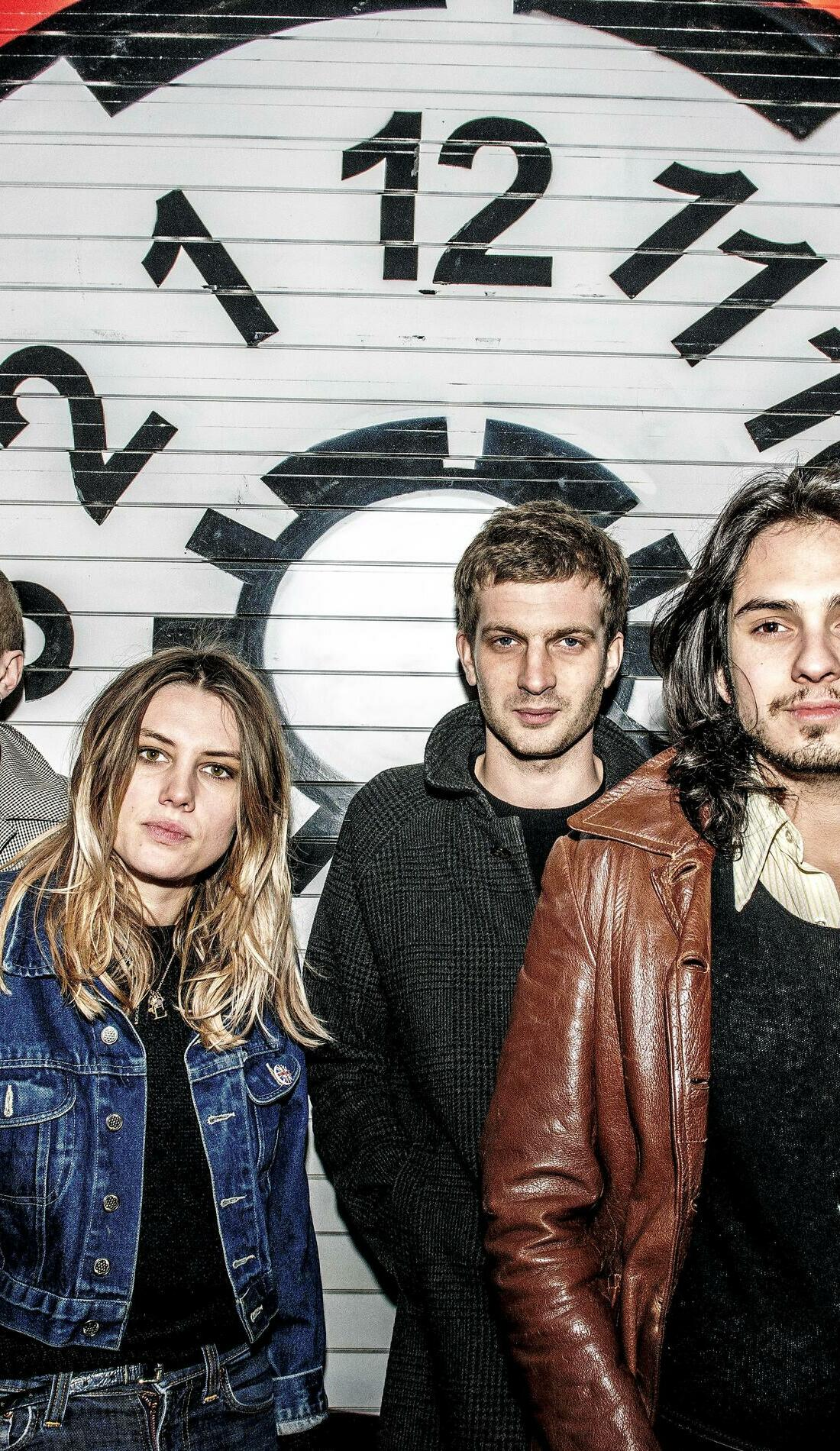 A Wolf Alice live event
