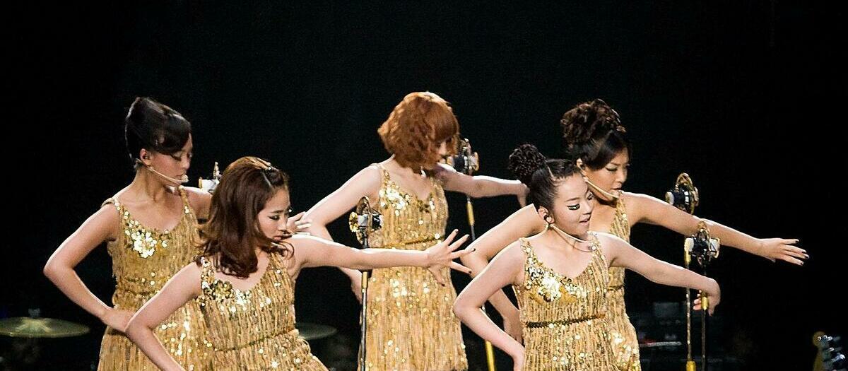 Wonder Girls Tickets