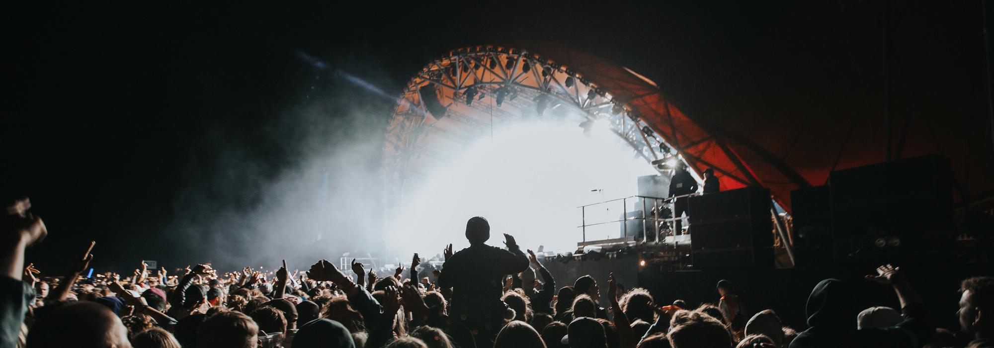 A Wonderstruck Music Festival live event
