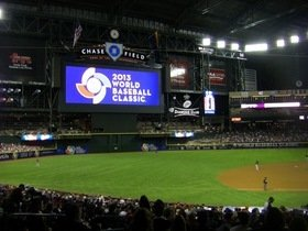 World Baseball Classic Second Round Game 1
