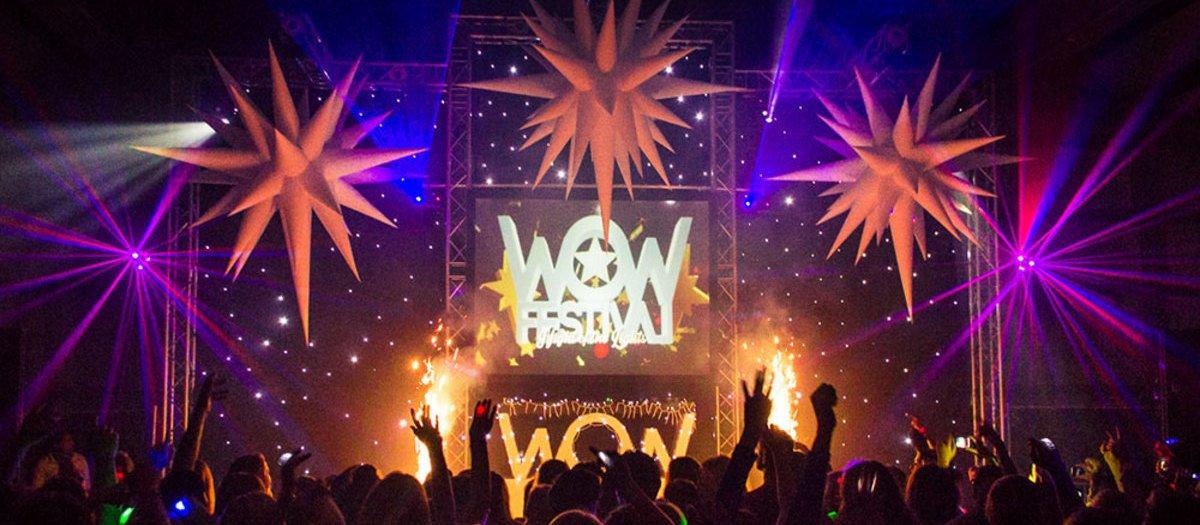 WOW Festival Tickets