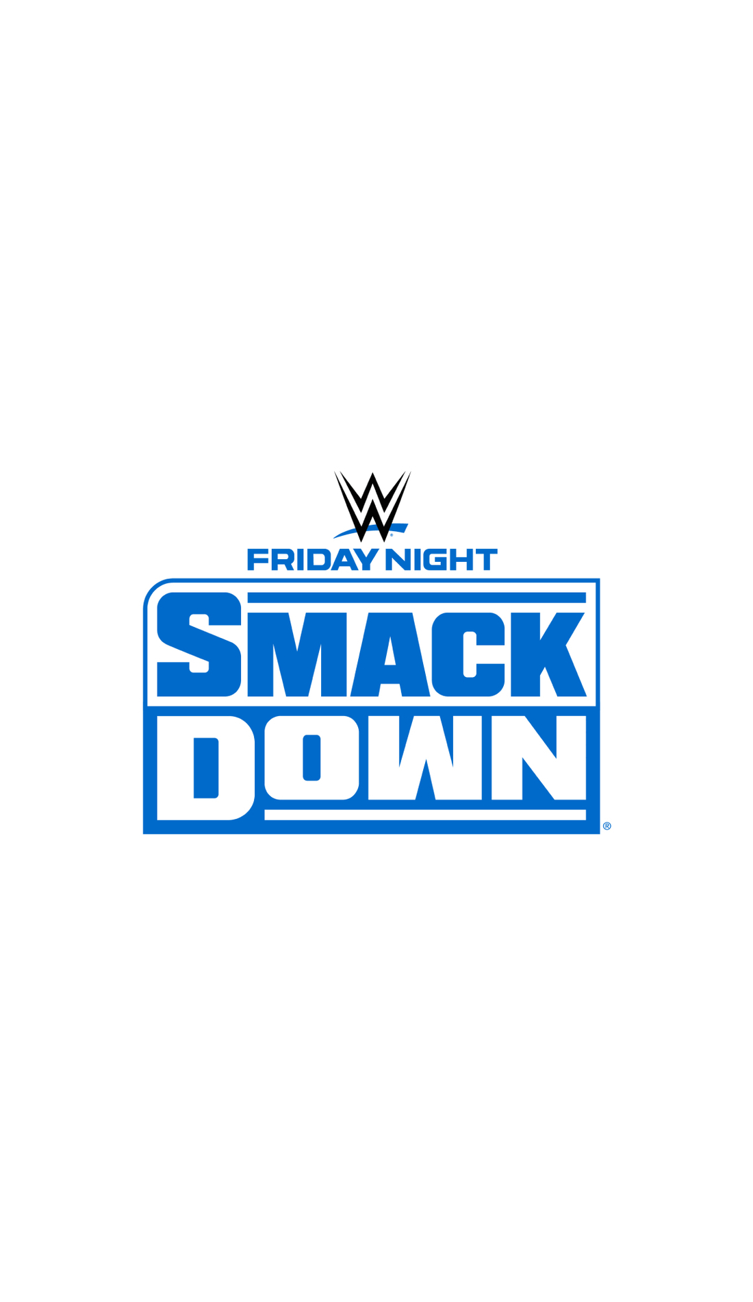 A WWE Friday Night Smackdown live event