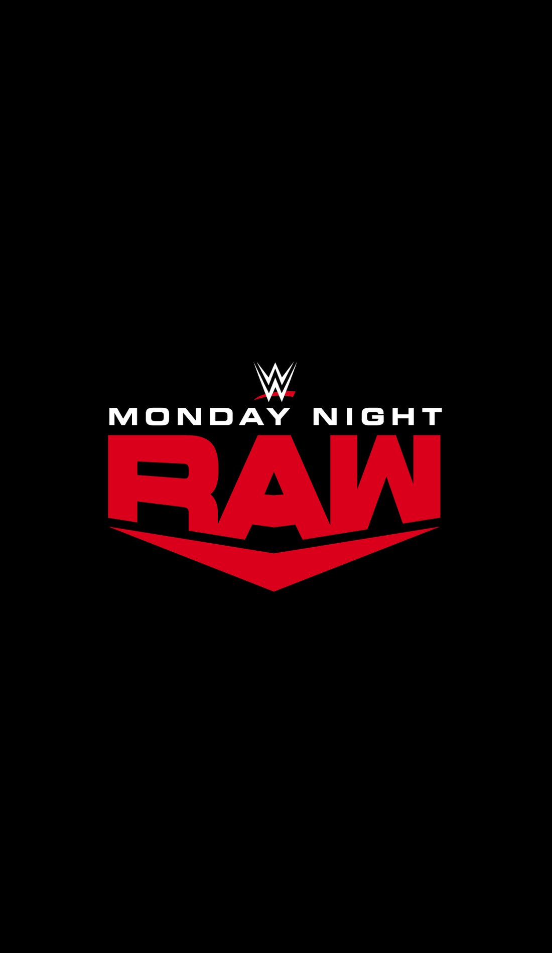 A WWE Raw live event