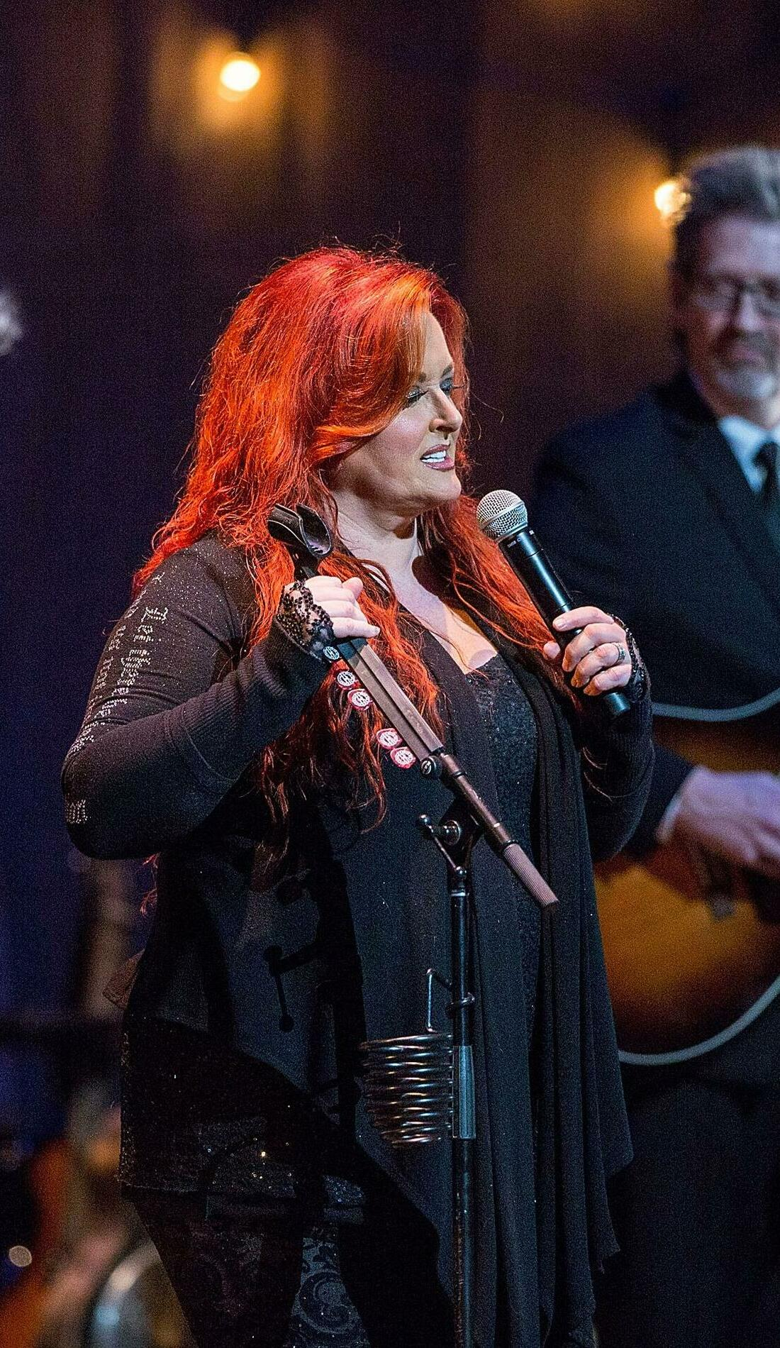 A Wynonna & The Big Noise live event