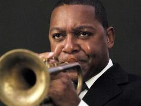 Wynton Marsalis with Jazz at Lincoln Center Orchestra