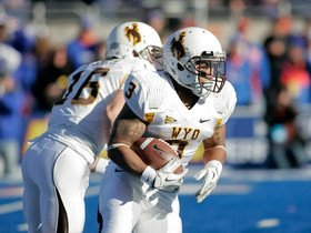 Wyoming Cowboys at Boise State Broncos Football
