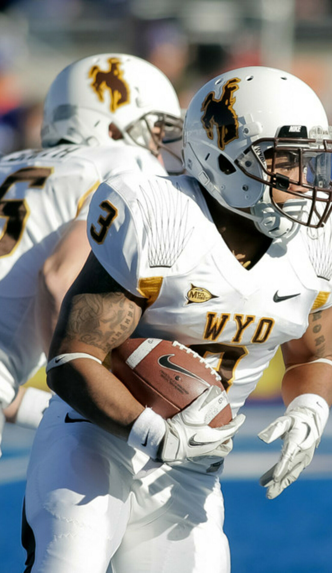 A Wyoming Cowboys Football live event