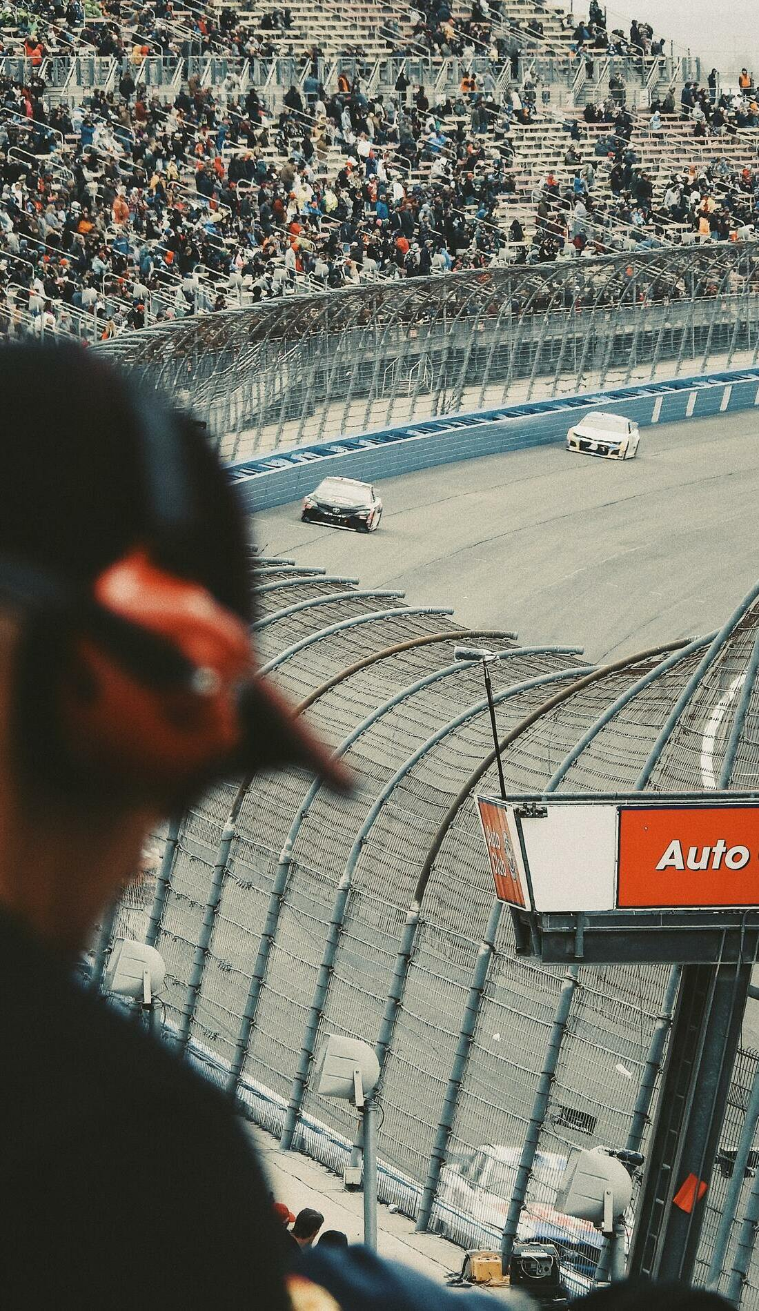 A XFINITY Series 250 live event