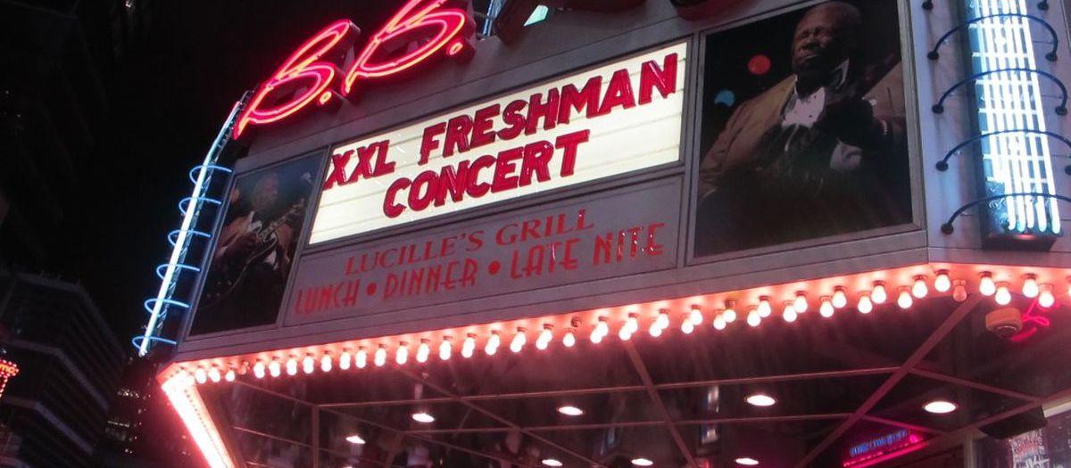 XXL Freshman Tour Tickets