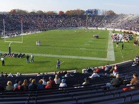 Pennsylvania Quakers at Yale Bulldogs Football
