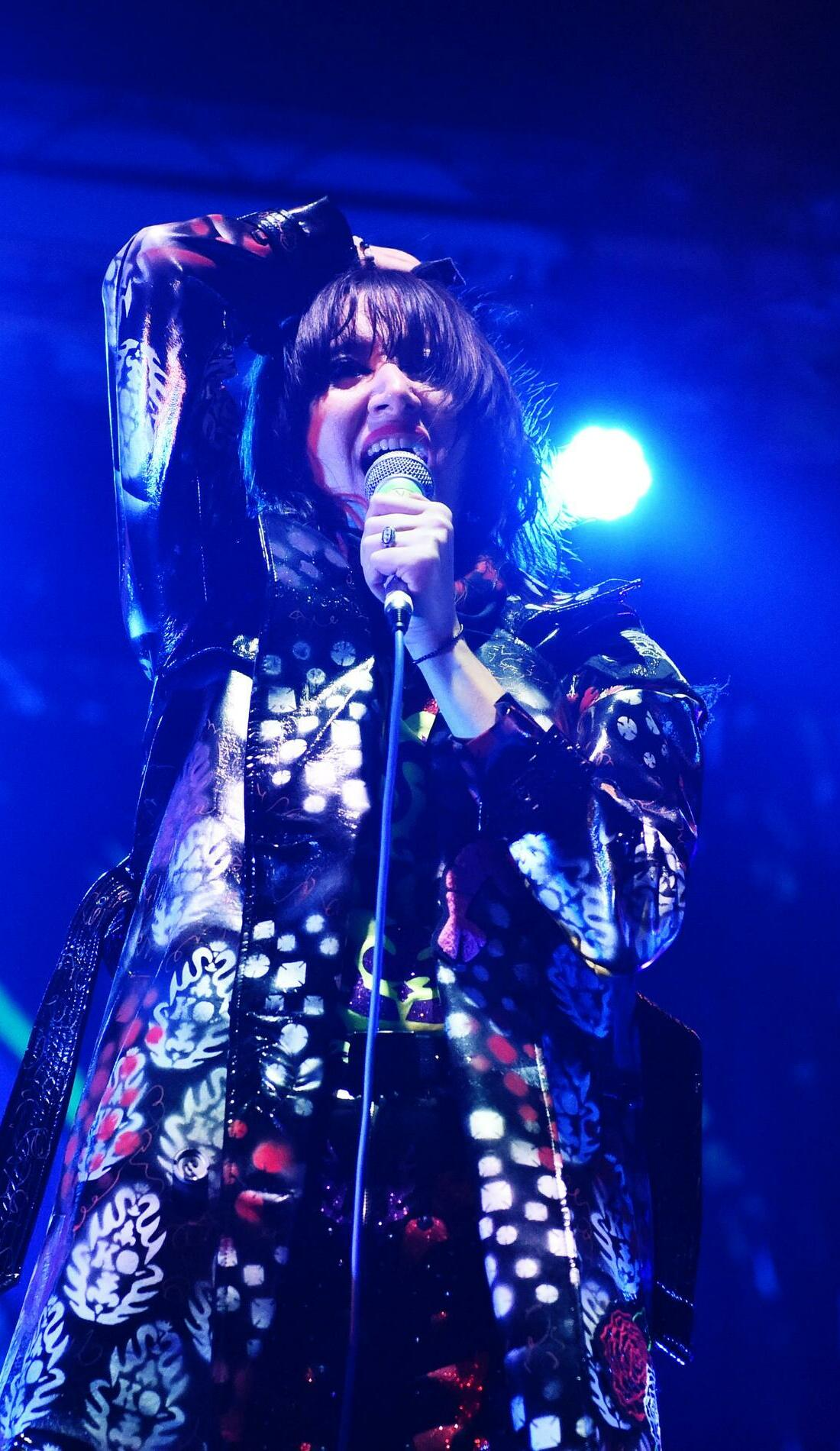 A Yeah Yeah Yeahs live event
