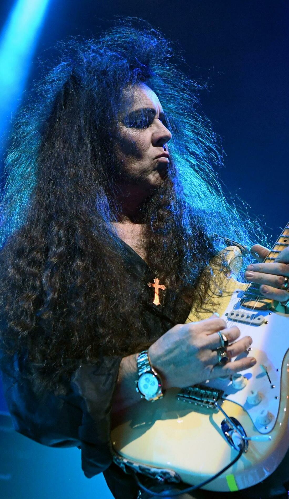A Yngwie Malmsteen live event