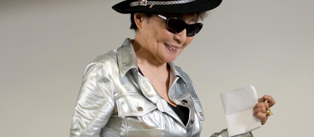 Yoko Ono Tickets
