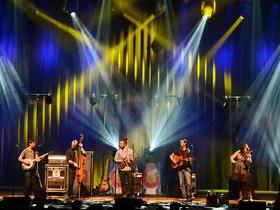 Yonder Mountain String Band with The Lil' Smokies