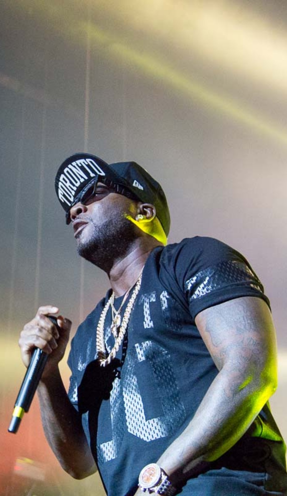 A Young Jeezy live event