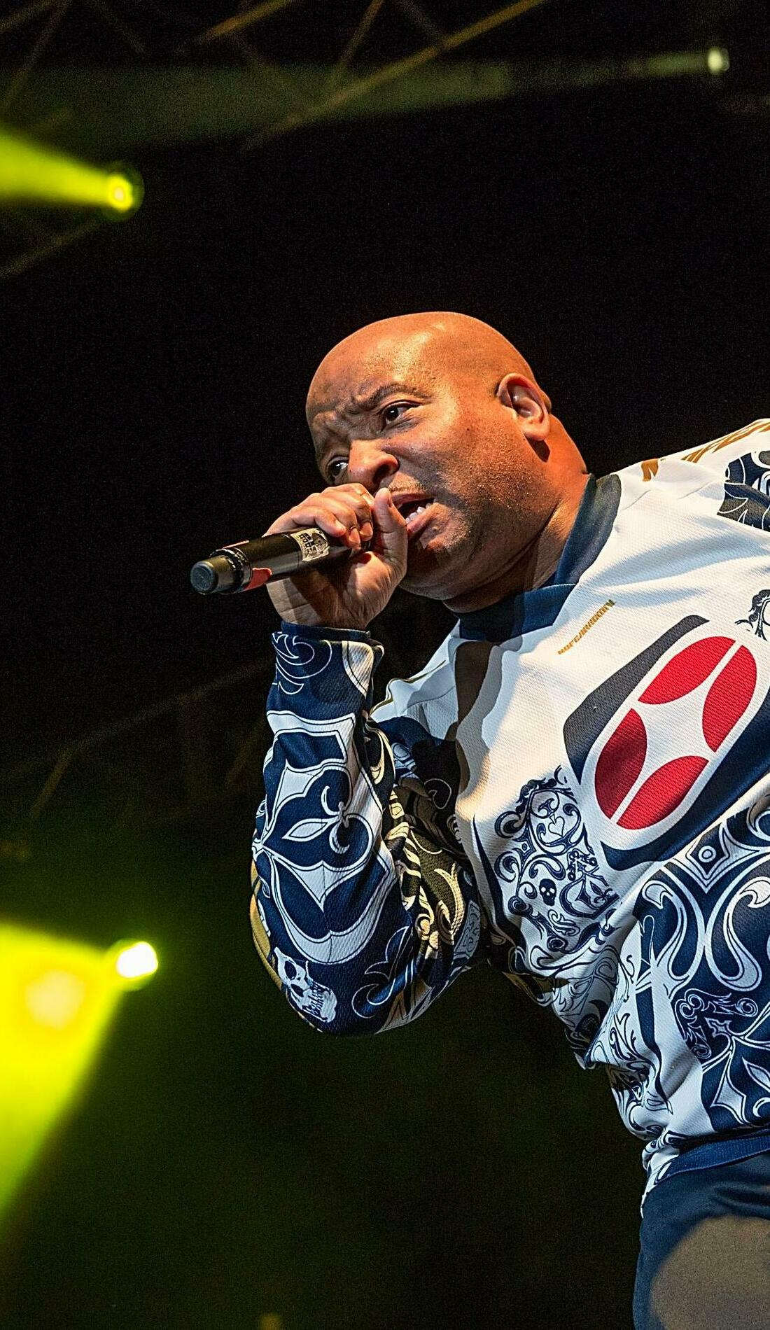 A Young MC live event