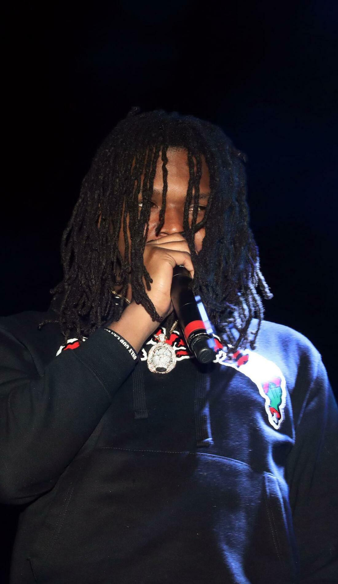 A Young Nudy live event