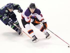 Lincoln Stars at Youngstown Phantoms