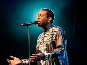 Advertisement - Tickets To Youssou N'Dour