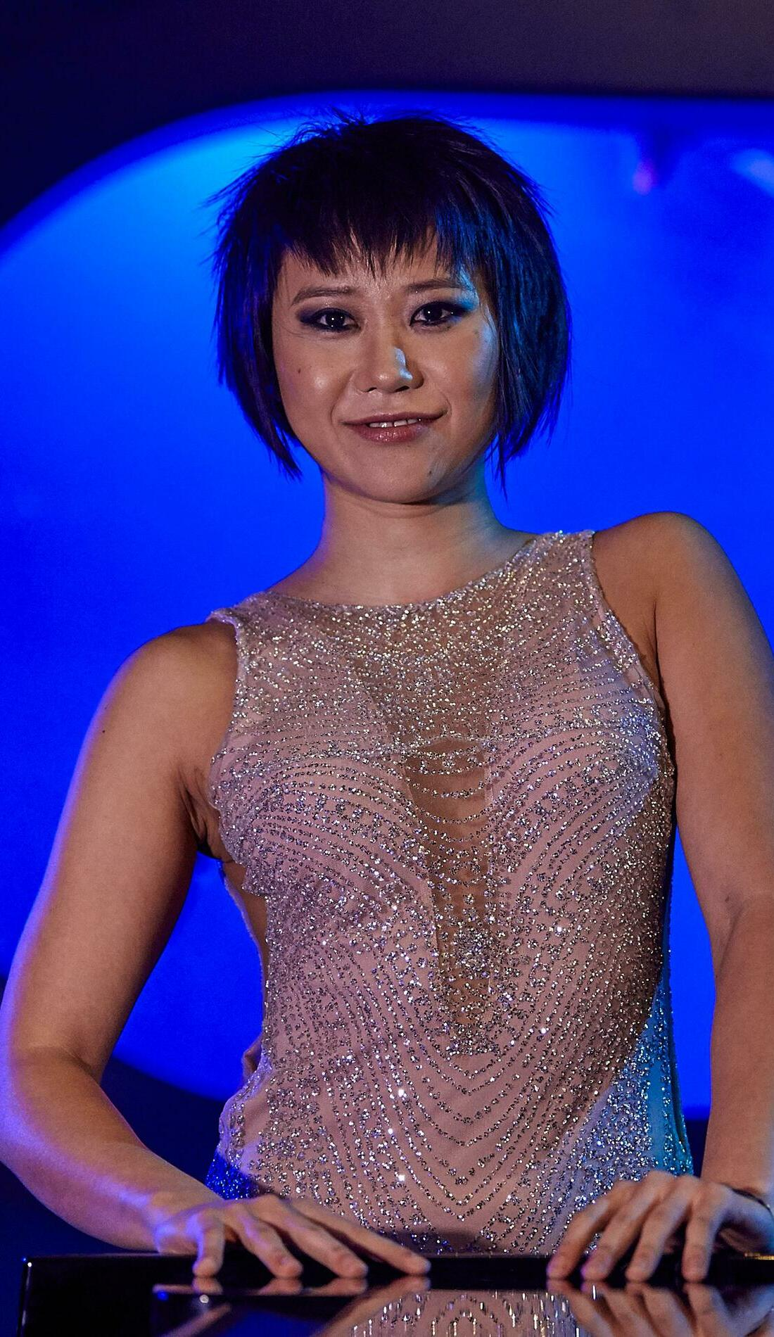 A Yuja Wang live event