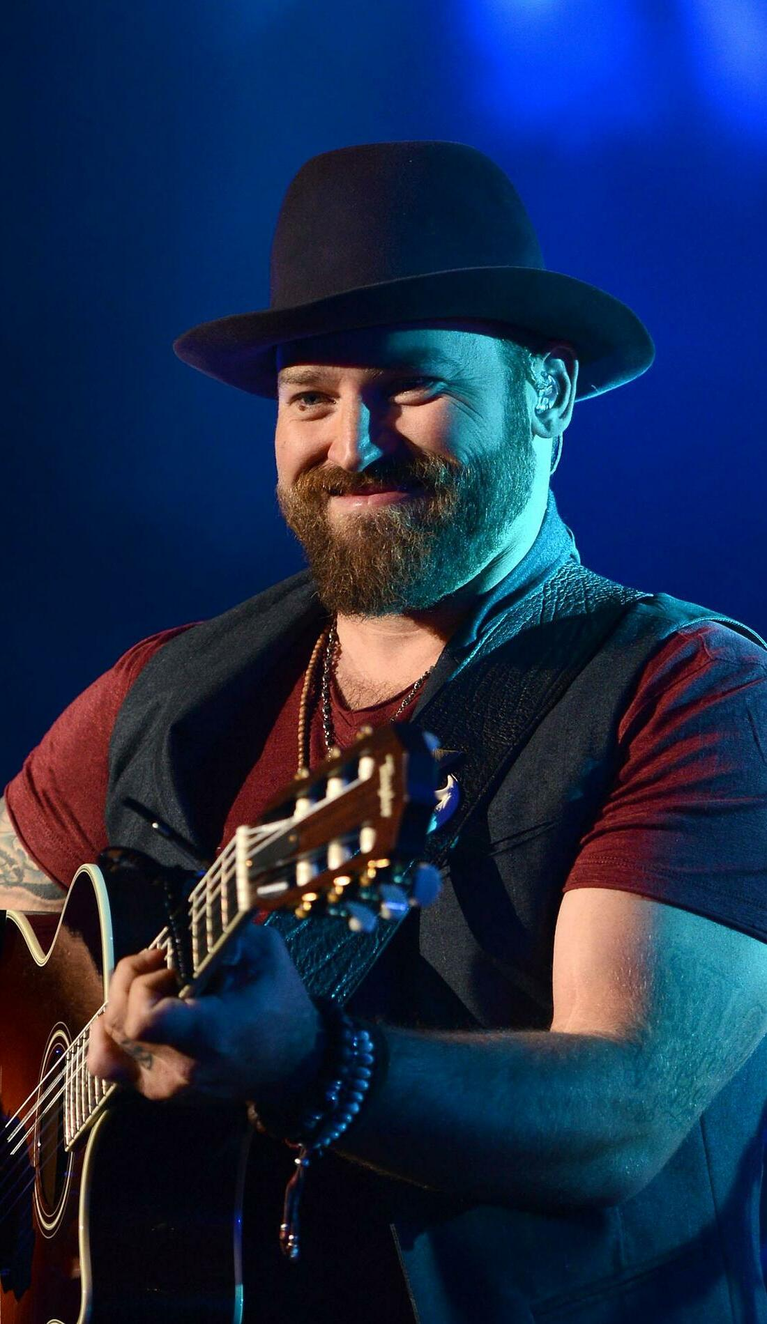 A Zac Brown Band live event